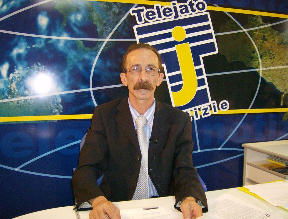 Pino Maniaci, direttore di Telejato indagato per estorsione