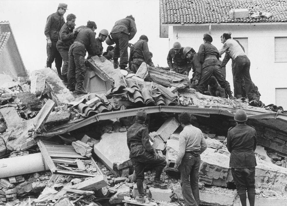 Il terremoto del Friuli, 40 anni dopo - Foto