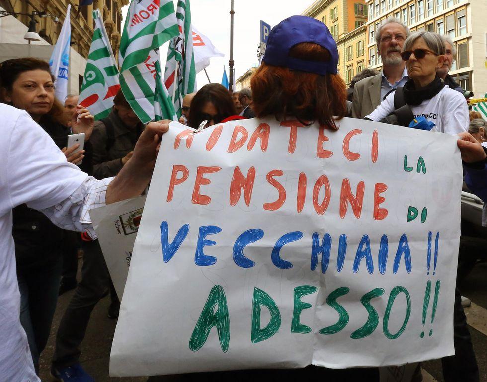 Cos'è l'Ape, l'anticipo di pensione del governo Renzi