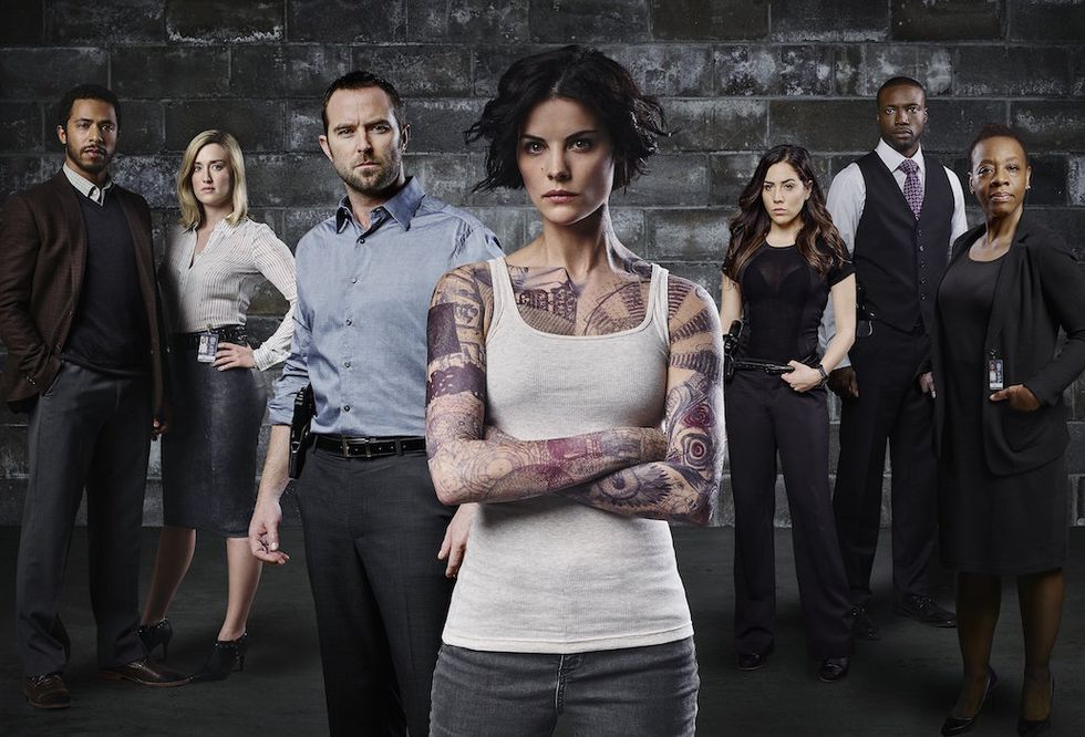 Blindspot cast Italia 1