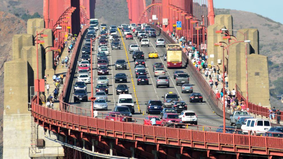 Traffico San Francisco