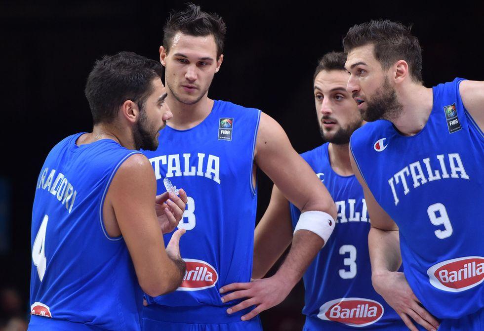 Basket, Italia: ecco la lista del ct Messina per il preolimpico di Torino