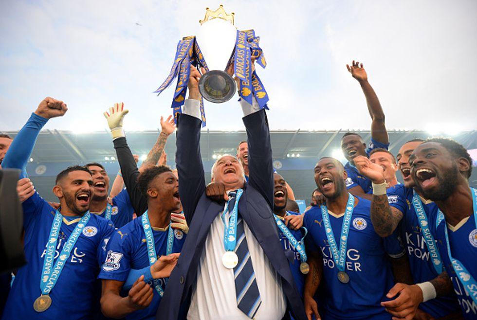 Tutti i grandi meriti di Claudio Ranieri: l'anno d'oro dell'allenatore italiano