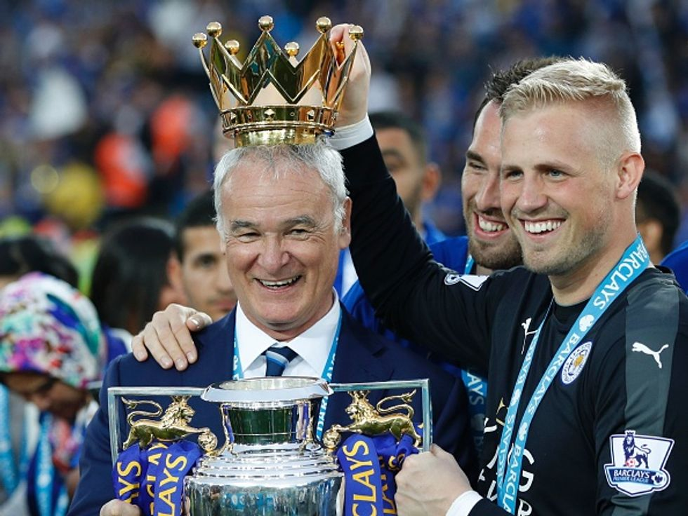 Ranieri esonerato dal Leicester: fine della favola della Premier League