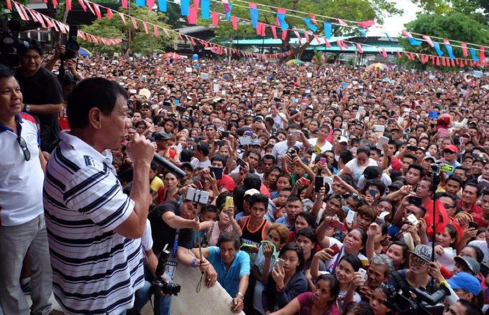 Vince Duerte, il Donald Trump delle Filippine