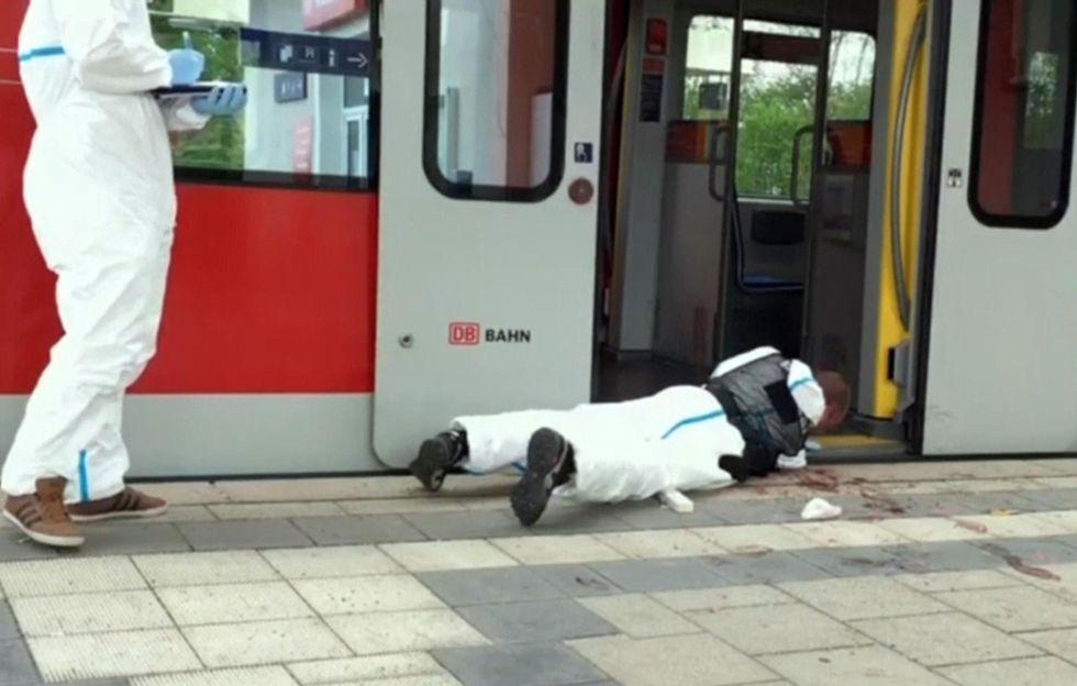 Monaco: un uomo accoltella i passeggeri alla stazione dei treni