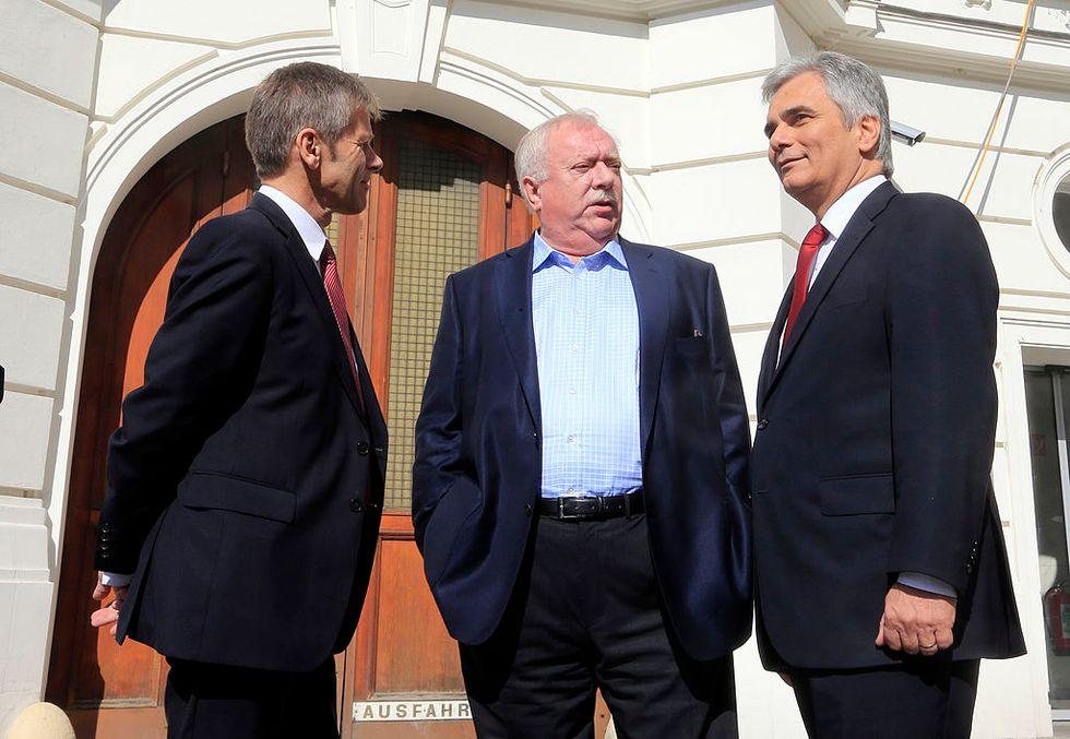 L'Austria dopo le dimissioni del cancelliere Faymann