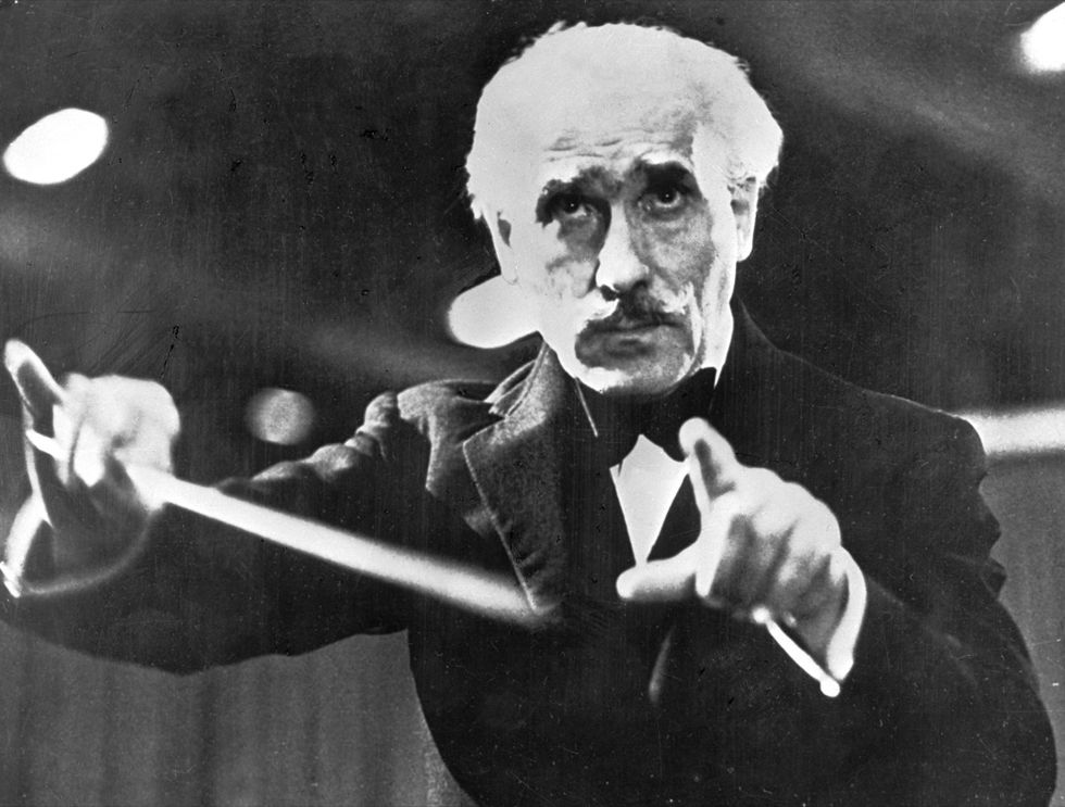 Toscanini, la bacchetta assoluta