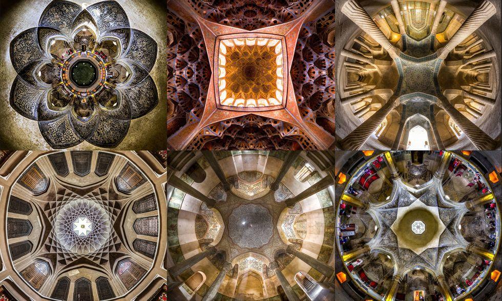 Architetture persiane