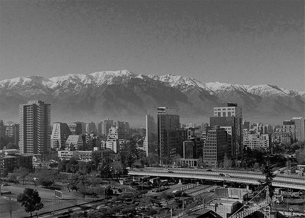 Santiago del Cile, cinque libri per la città del nuovo Extremo
