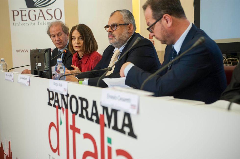 Il nuovo Rinascimento di Perugia parte dal digitale - FOTO e VIDEO