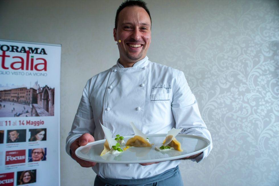 Pasta alla norcina, la ricetta dello chef Emanuele Mazzella - FOTO e VIDEO