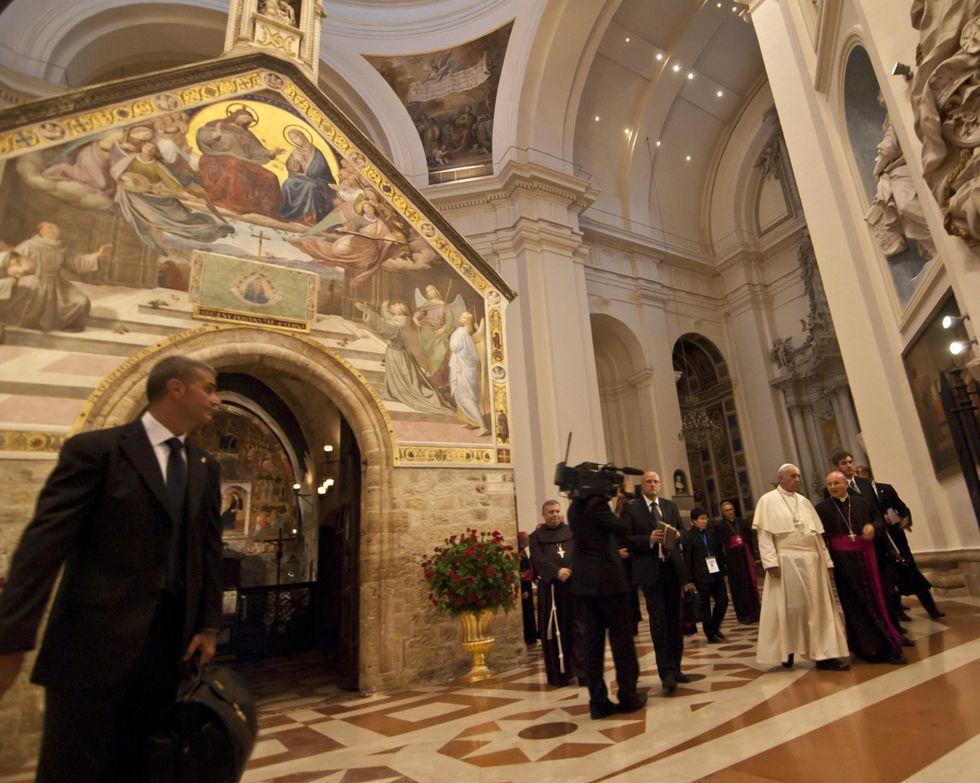 Papa Francesco il 2 agosto torna ad Assisi