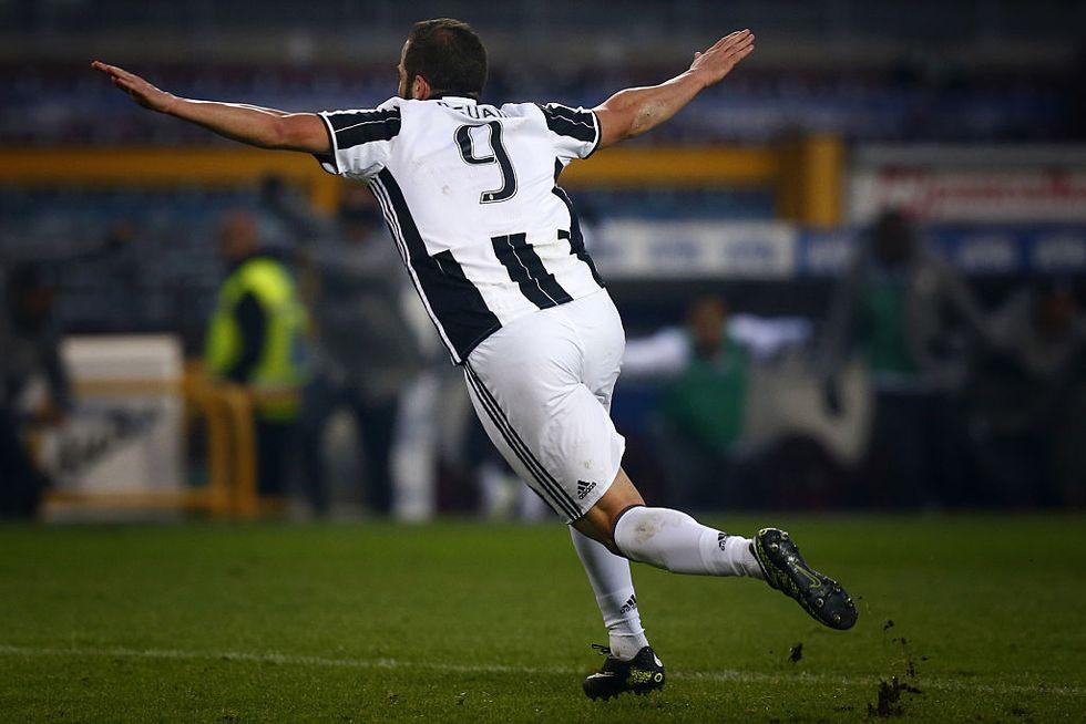 Higuain, l'uomo dai gol d'oro. La Juventus ha trovato il suo tesoro
