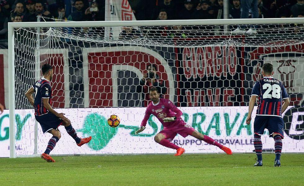 Serie A 16/17, rigori a favore e contro: il bilancio dopo la 16a giornata