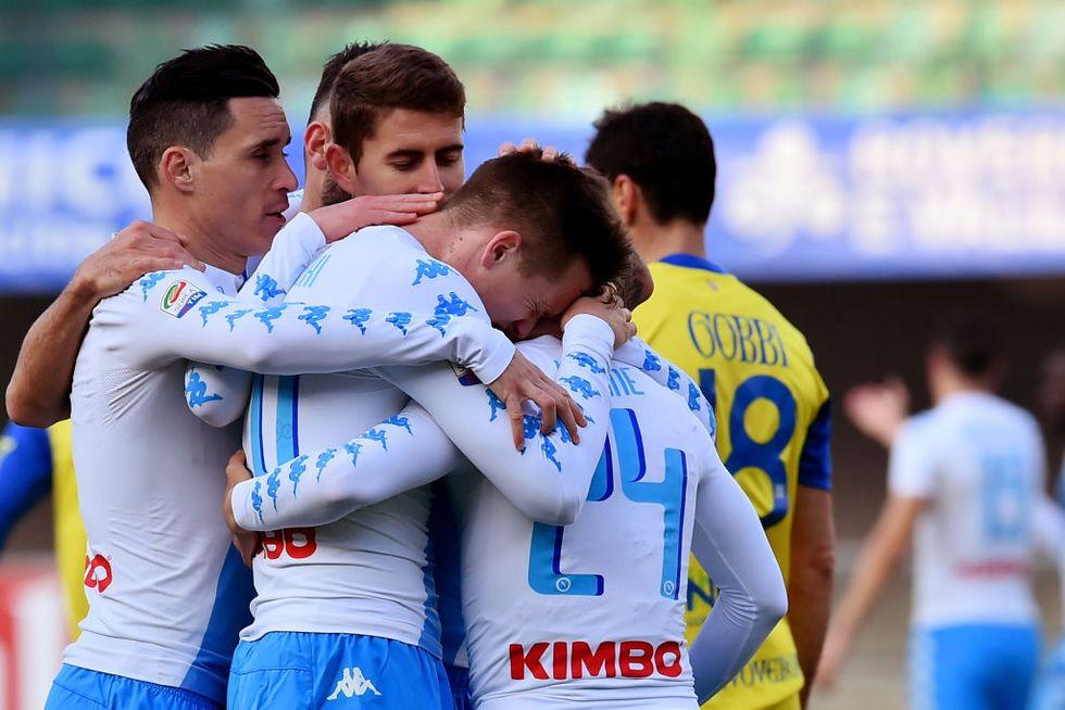 Roma e Napoli, sfida alla Juve. E per l'Europa è il campionato dell'equilibrio