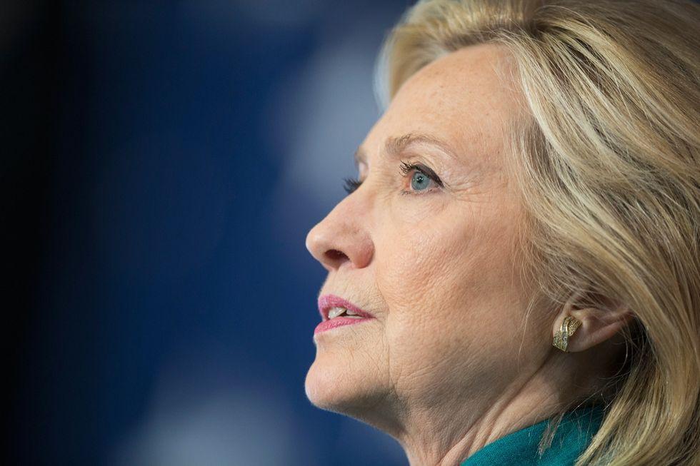 """Hillary Clinton: """"Io sconfitta per colpa di Putin e dell'Fbi"""""""