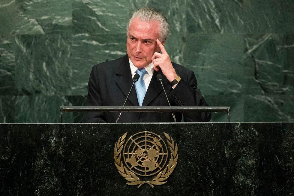 Brasile, il presidente Temer accusato di corruzione: ecco perché