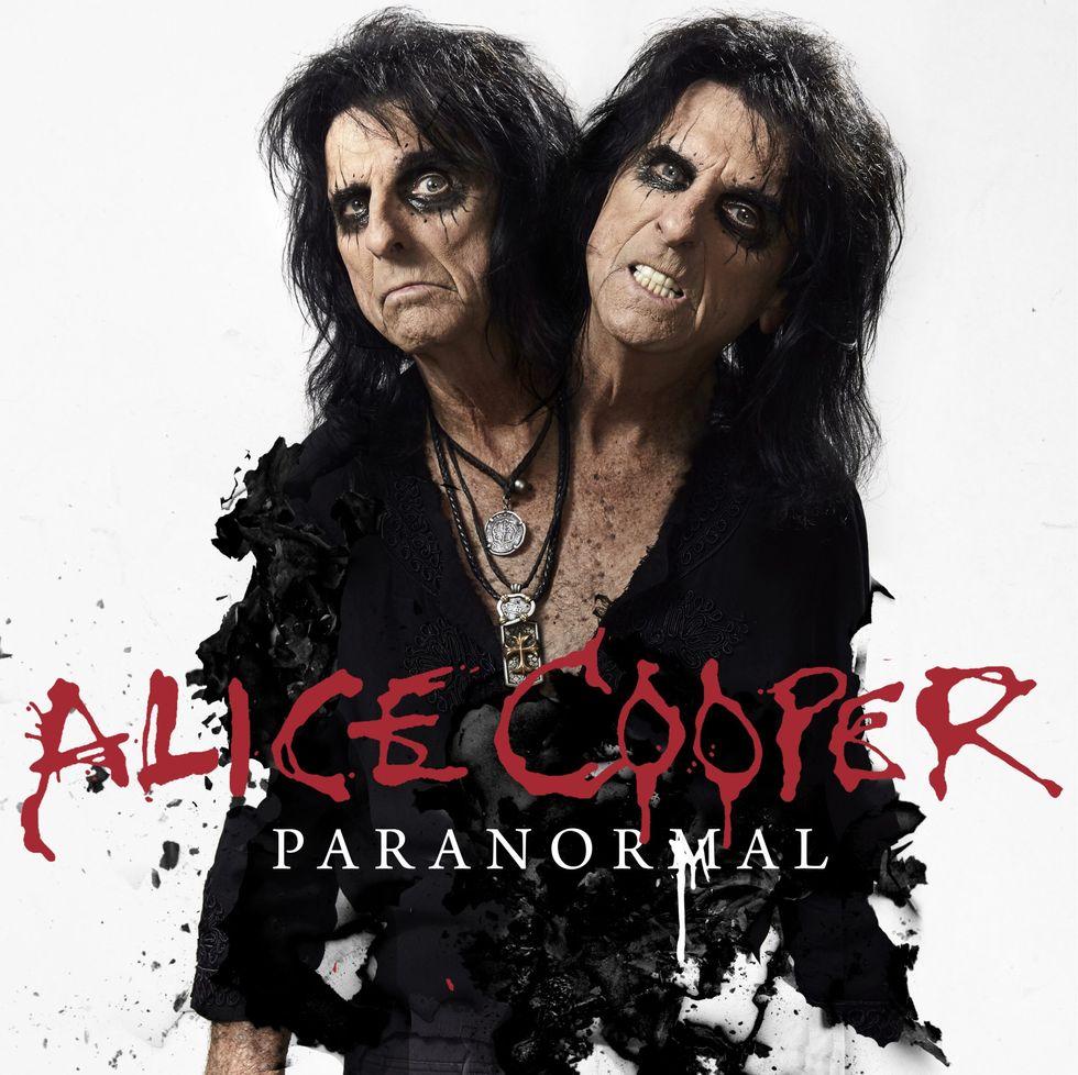 Alice Cooper, Paranormal: il rock and roll è per sempre - Recensione