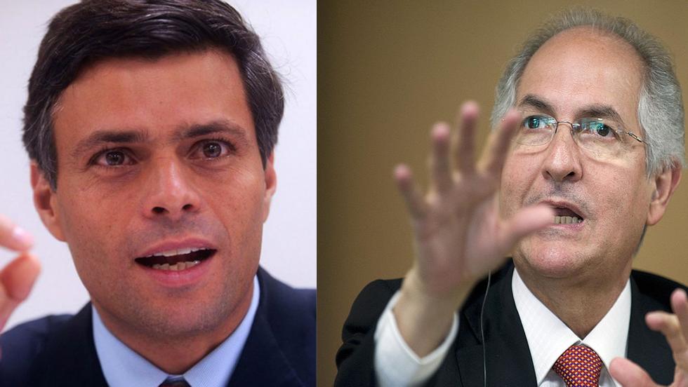 Venezuela: chi sono Lòpez e Ledezma, i leader dell'opposizione