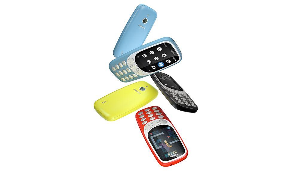 Nokia 3310 ora è anche 3G