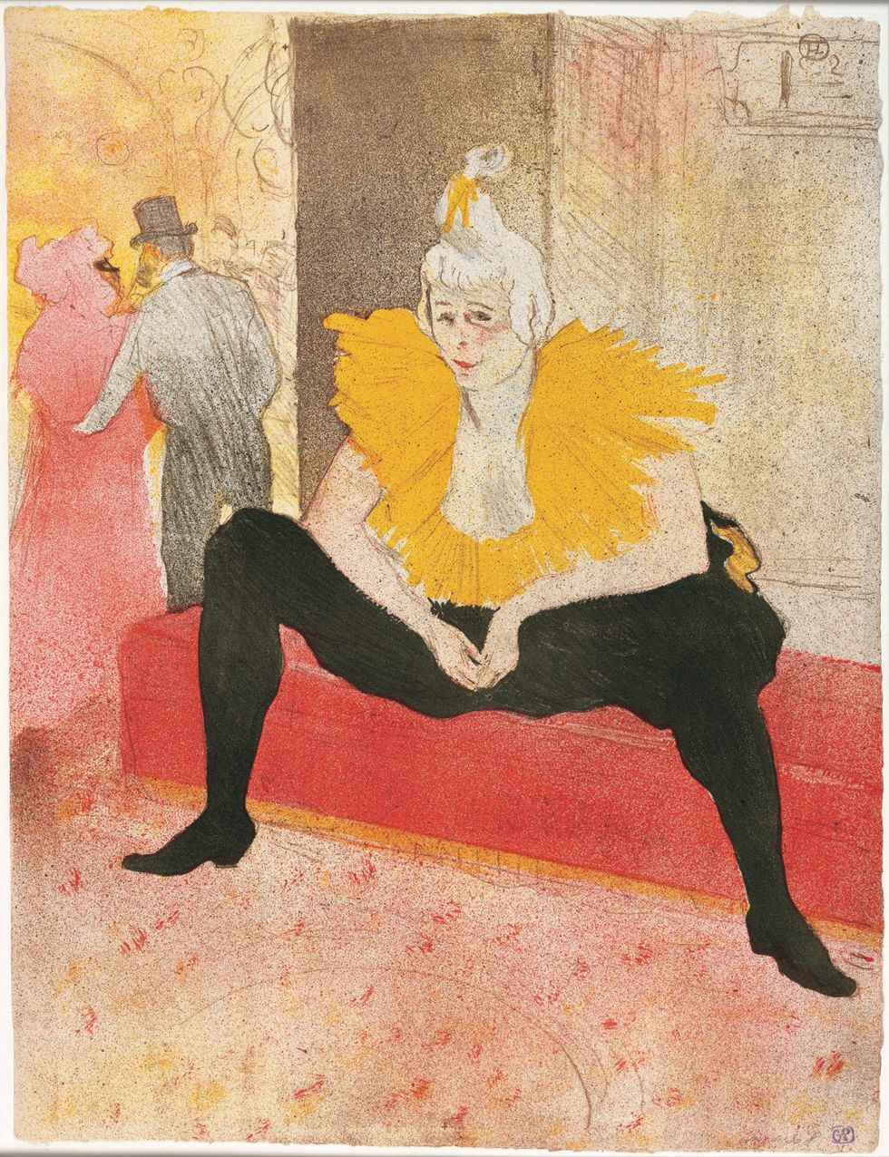 Toulouse-Lautrec in mostra a Milano