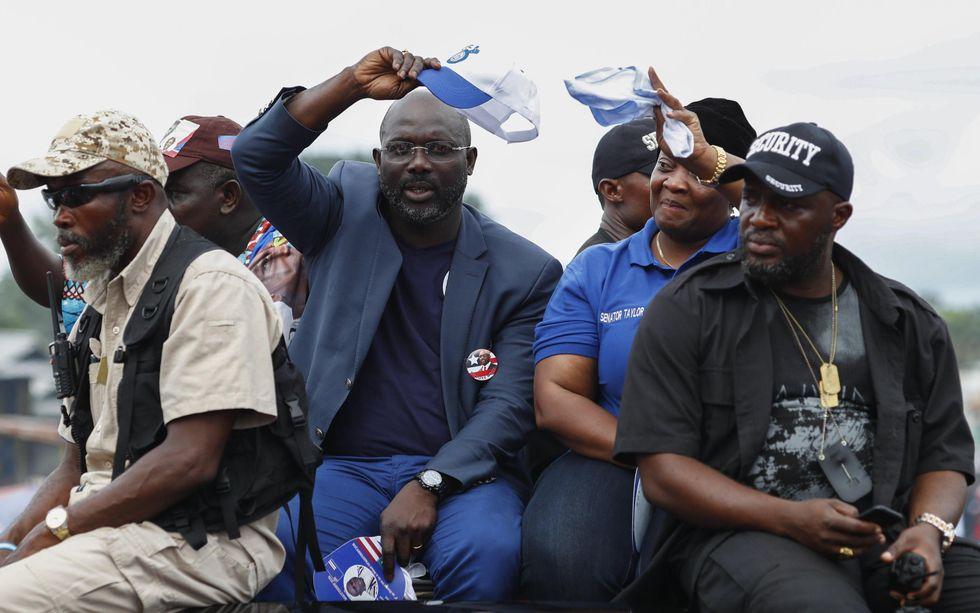George-Weah-Liberia