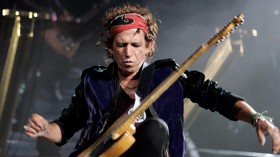 Keith Richards attacca Black Sabbath, Metallica e rap