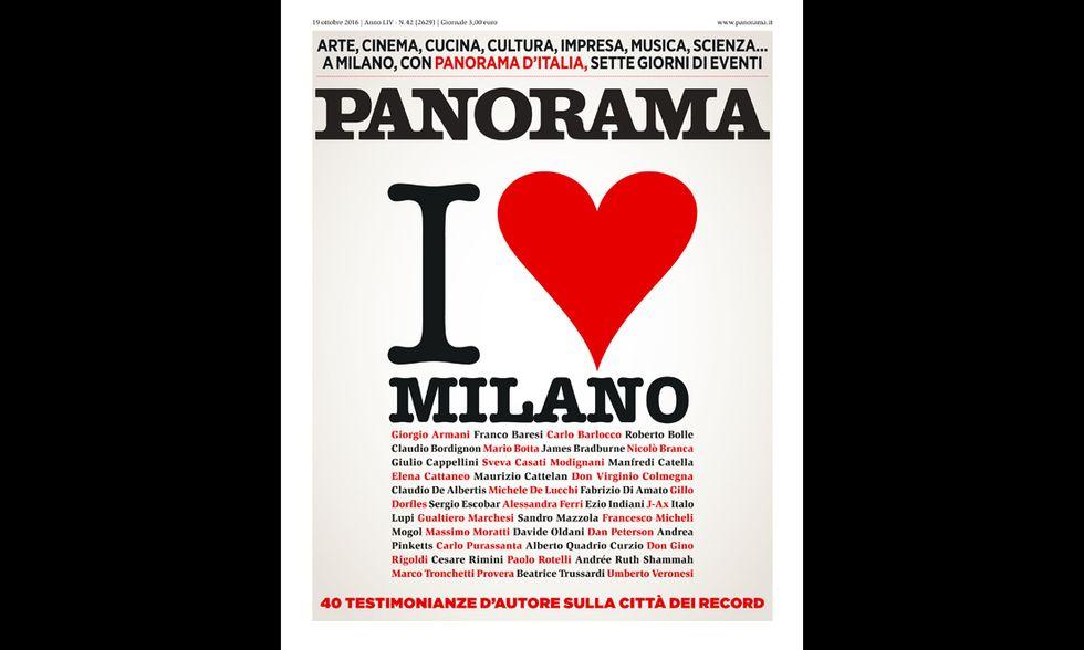 Milano è...