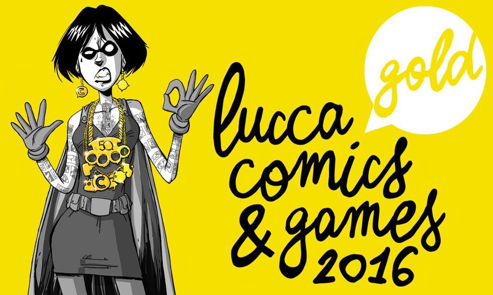 Lucca Comics 2016: fumetti e autori da non perdere