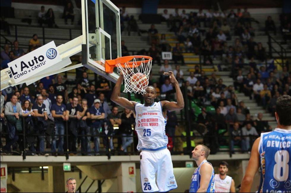 Basket Serie A: Cantù nuova protagonista del Campionato