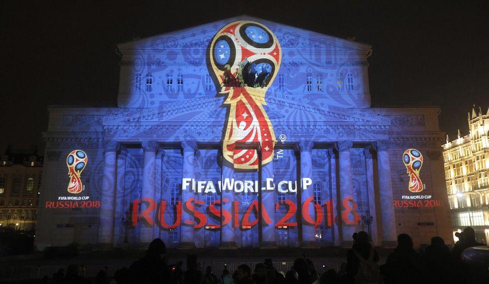 2018 FIFA World Cup Russia