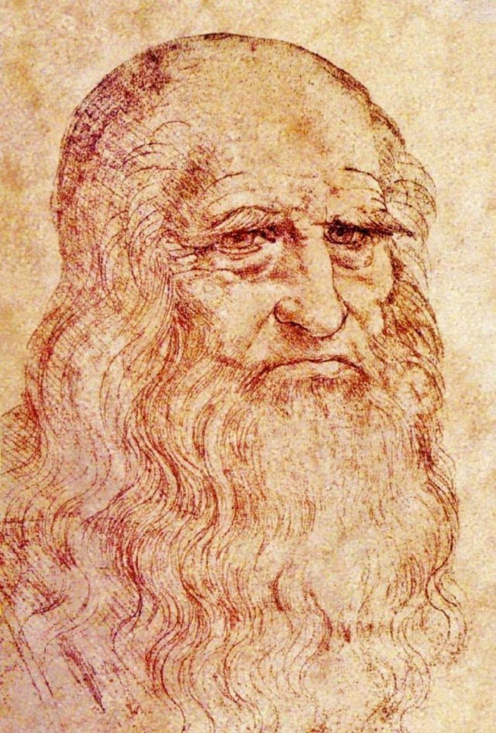 Leonardo arte