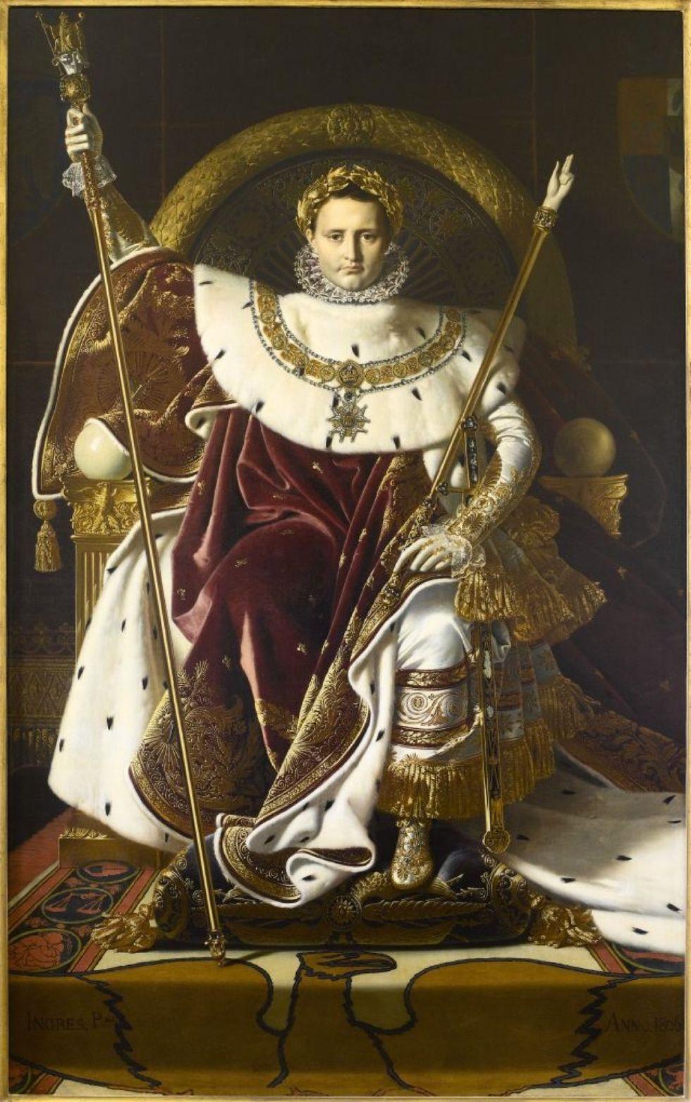 Ingres e la vita artistica al tempo di Napoleone. Una grande mostra a Palazzo Reale