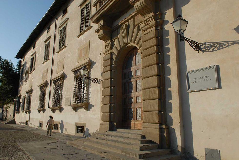 Accademia-della-Crusca-sede-Firenze