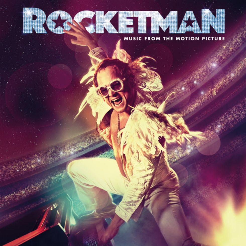 Elton John, Rocketman: tutto sulla colonna sonora del film