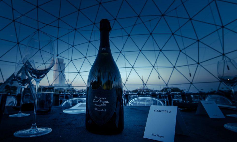 Champagne-apertura