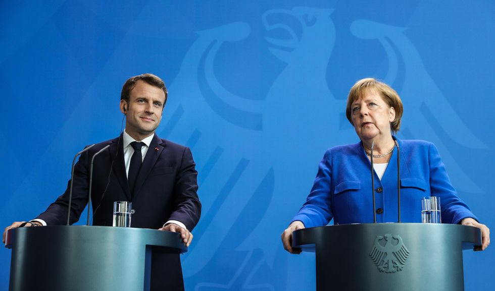 elezioni europee 2019 governi a rischio merkel macron may