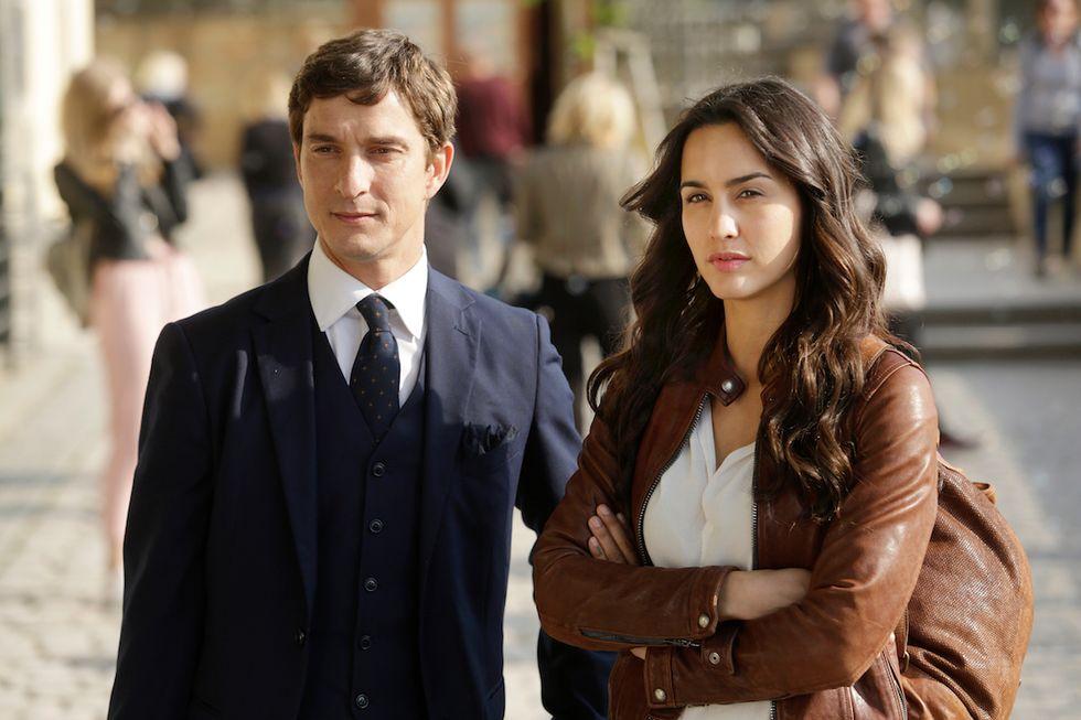 Megan Montaner e Alessandro Tiberi Lontano da te