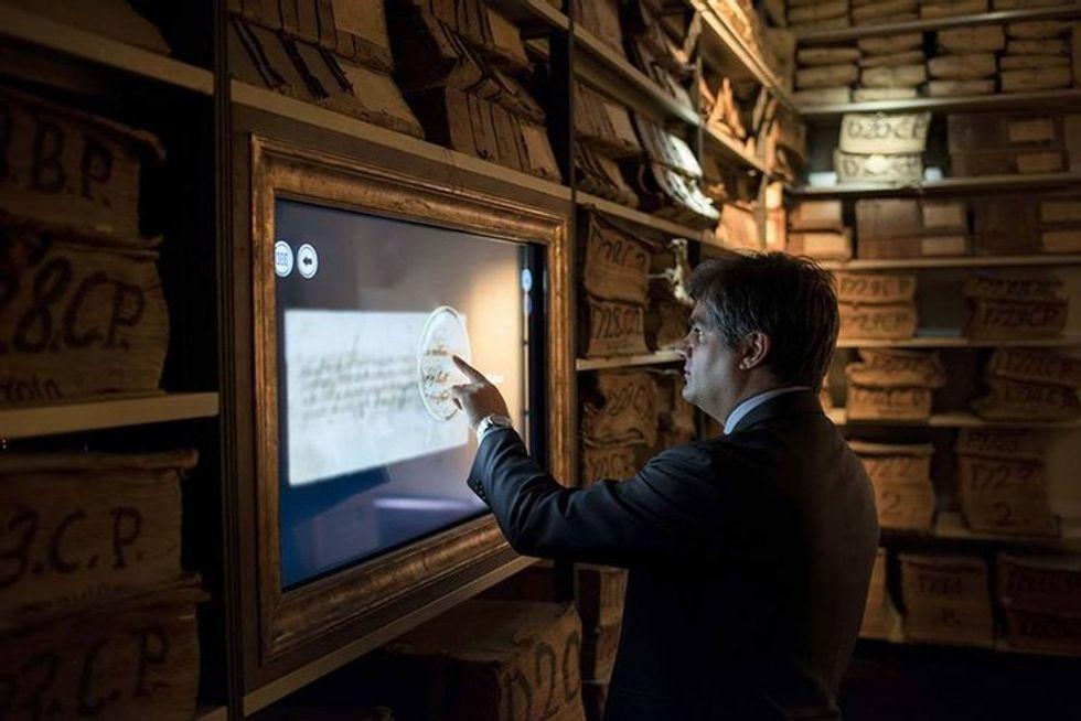 ilCartastorie - Museo Archivio Storico Banco di Napoli