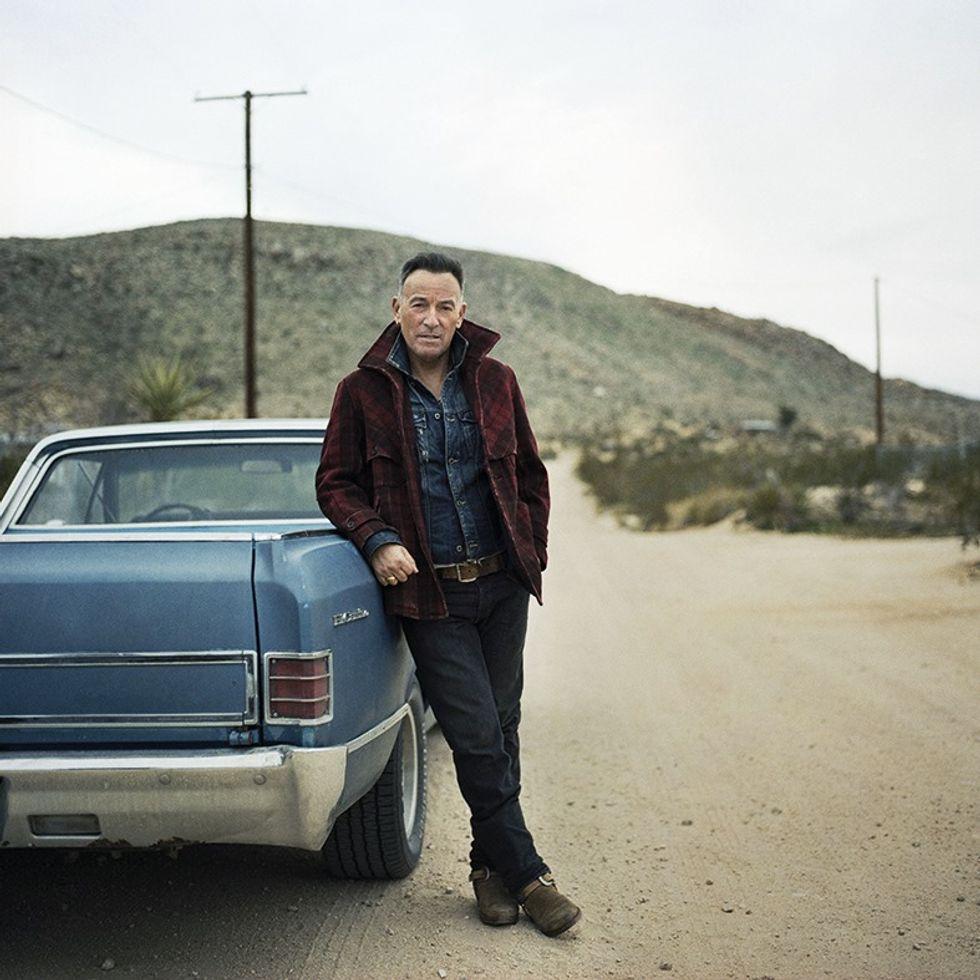 """Bruce Springsteen: """"Western Stars"""" è un nuovo e suggestivo viaggio musicale"""