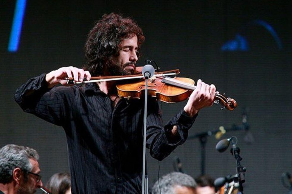Un violino siriano parla d'amore all'orecchio della guerra - Intervista ad Alaa Arsheed