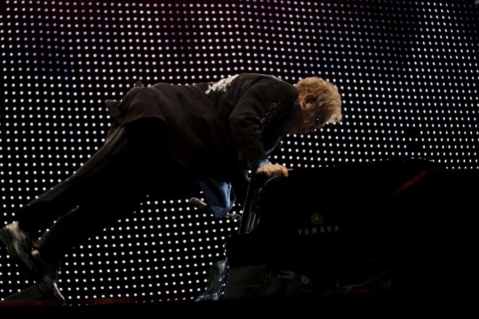 Elton John, le sette vite di Rocketman