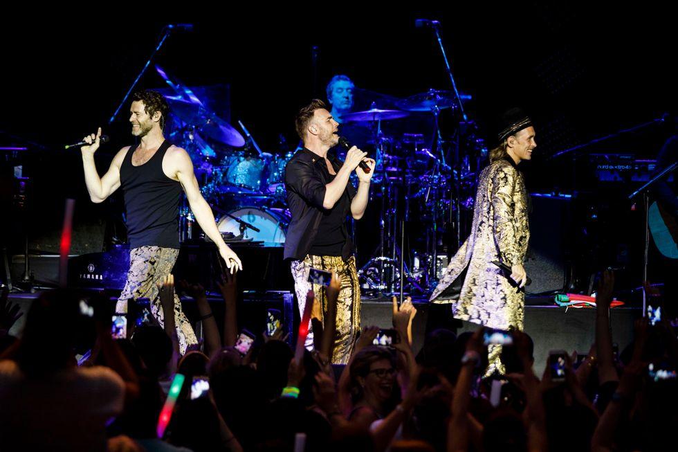 I Take That conquistano Roma con il loro pop senza tempo