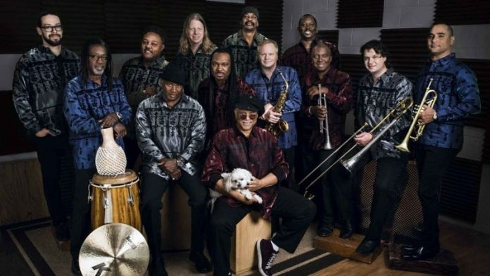 "Earth,Wind & Fire: i ""Beatles neri"" festeggiano 50 anni di carriera"