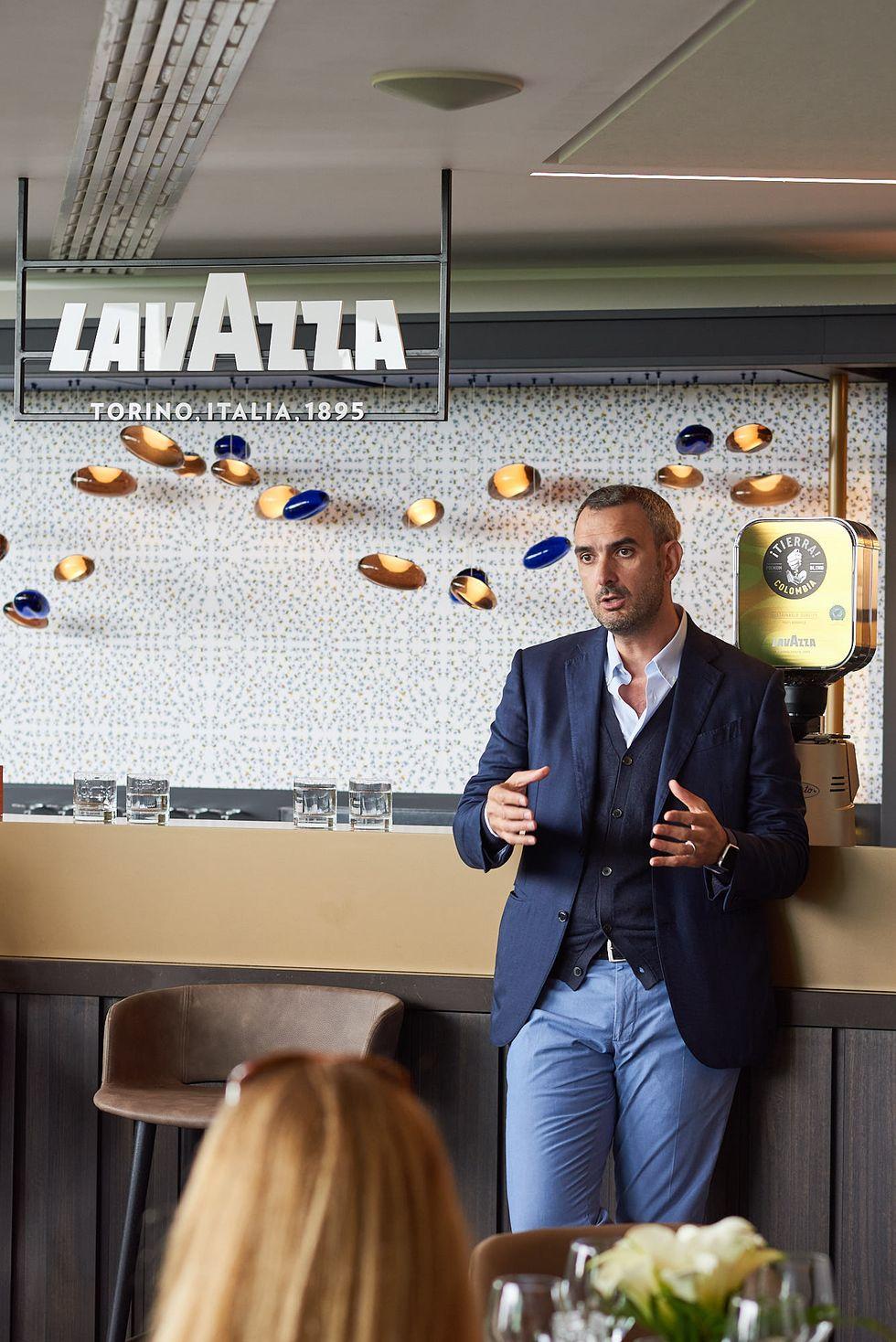 Marco Lavazza, l'azienda, la sua filosofia, l'uomo (mai in politica)
