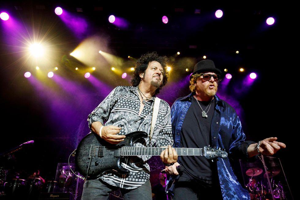 I Toto si confermano a Roma fuoriclasse del rock - Recensione