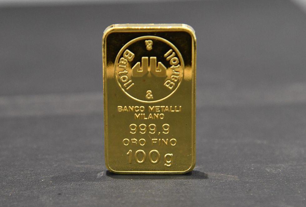 oro lingotto