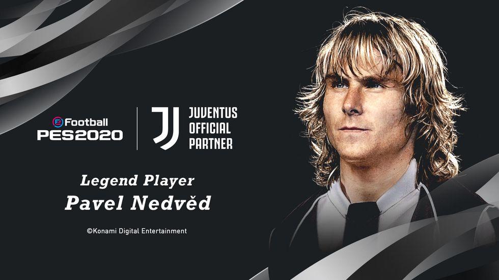Juventus e Konami, firmata una partnership esclusiva