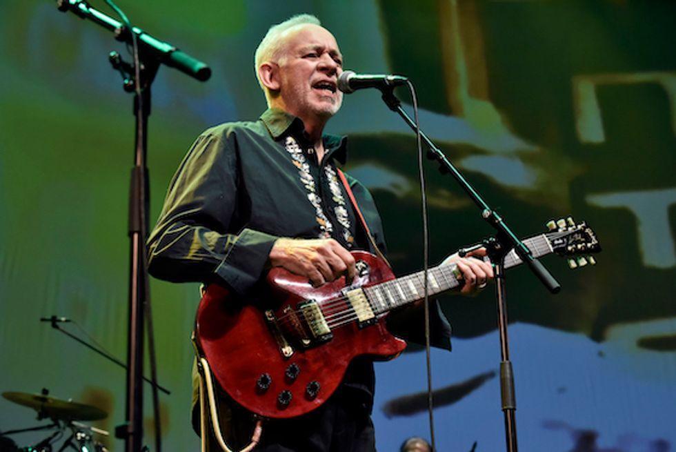 "Phil Manzanera: ""Vi racconto di Mandela, Roxy Music e Pink Floyd"""